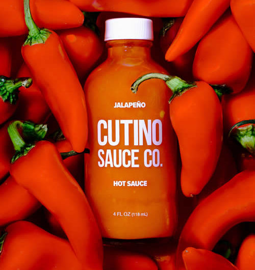 Cutino Sauce Co. Jalapeno Hot Sauce
