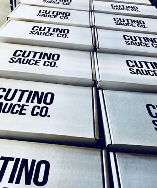 Cutino Sauce Co - Hot Sauce Gift Boxes