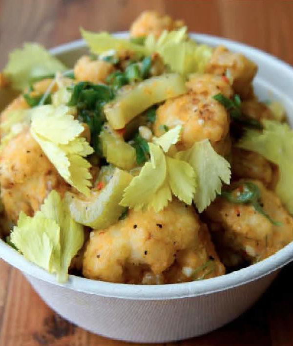Cutino Sauce Co. Cauliflower Recipe