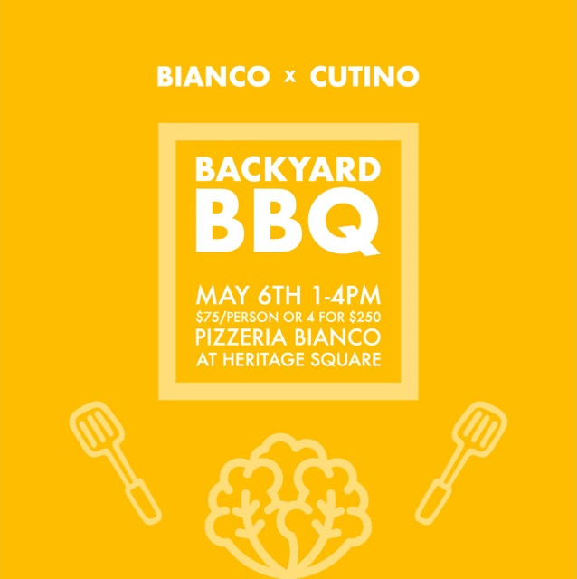 Bianco Cutino Backyard BBQ Event May 6 2018